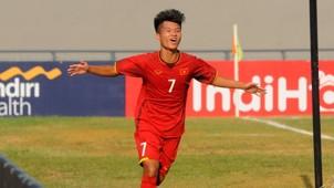 U16 Việt Nam U16 Timor Leste Giải U16 Đông Nam Á 2018