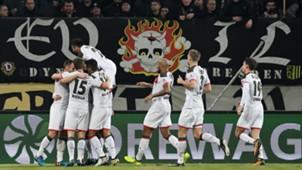 Dresden St Pauli 2 Bundesliga 01252018
