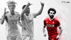 Mohamed Salah Liverpool graphic