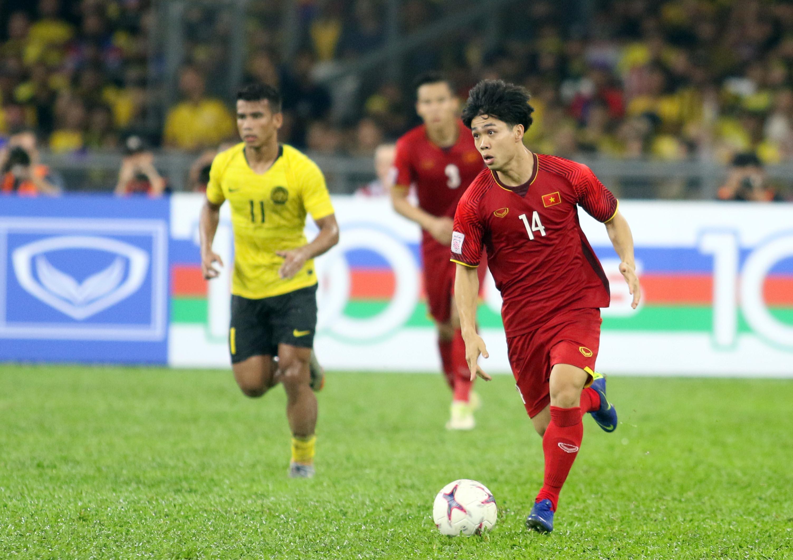 Cong Phuong Vietnam Malaysia AFF Cup 2018