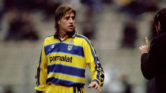 AC Parma 1999/2000 Crespo