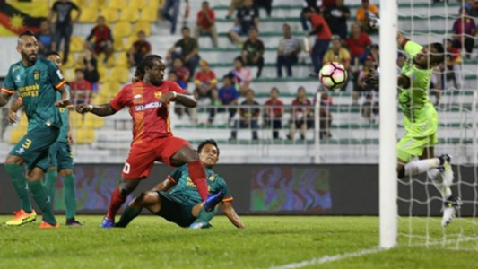 Forkey Doe, Selangor, Sarawak, Super League, 08/04/2017