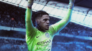"*GALLERY"" Ederson Manchester City"