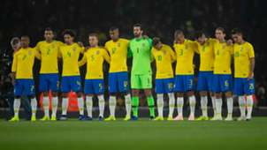 Brazil Uruguay Friendlies 16112018