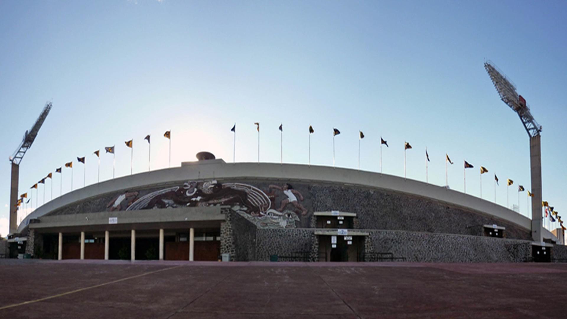 Estadio Olímpico CU