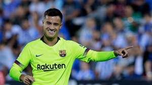 Philippe Coutinho Barcelona 26092018
