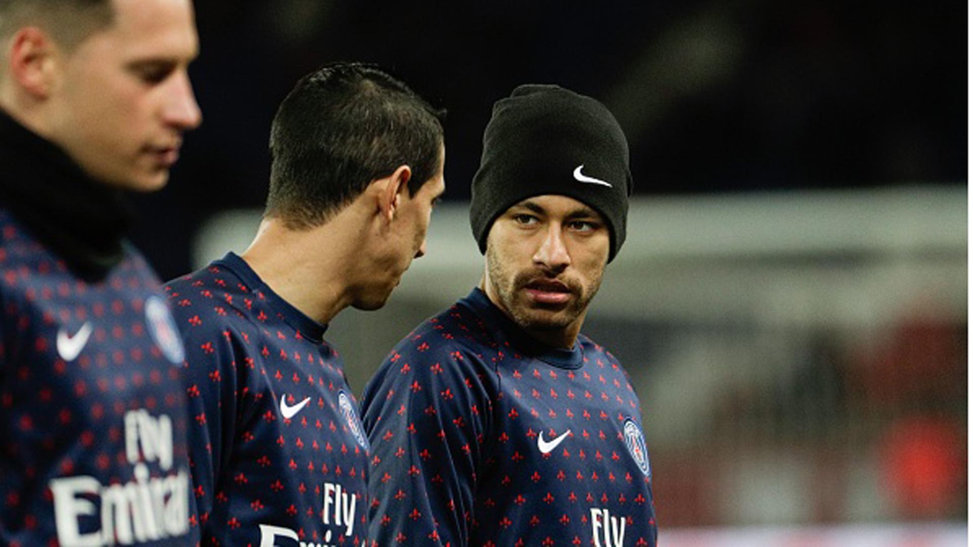 Neymar Julian Draxler PSG Ligue 1