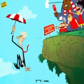 CARTOON: Wenger finally out