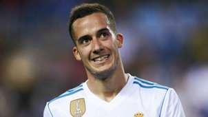 Lucas Vazquez Real Madrid
