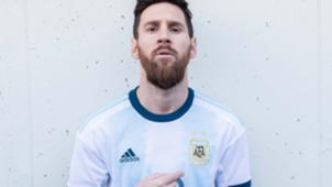 Messi Argentina camisa 19 03 2019