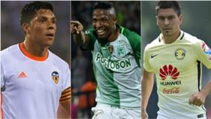 Enzo Perez Ibarguen Goltz Refuerzos millonarios futbol argentino 2017