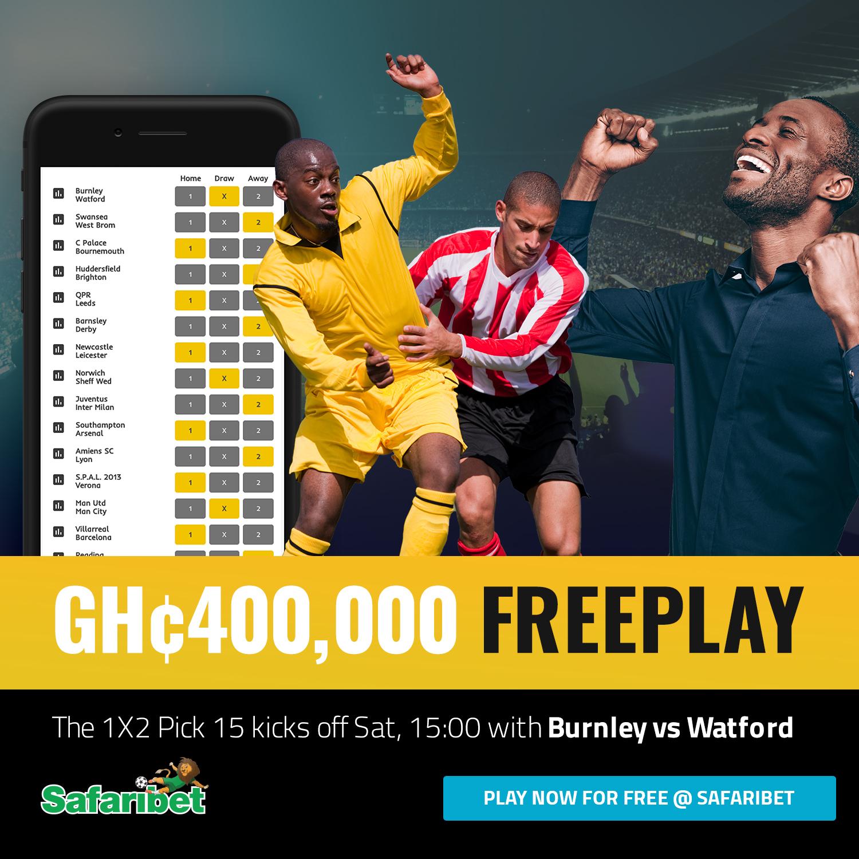 Ghana Safaribet Free Play