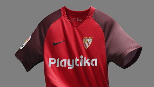 Sevilla away kit 2018-19
