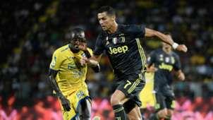 Cristiano Ronaldo Juventus Frosinone Serie A 230918