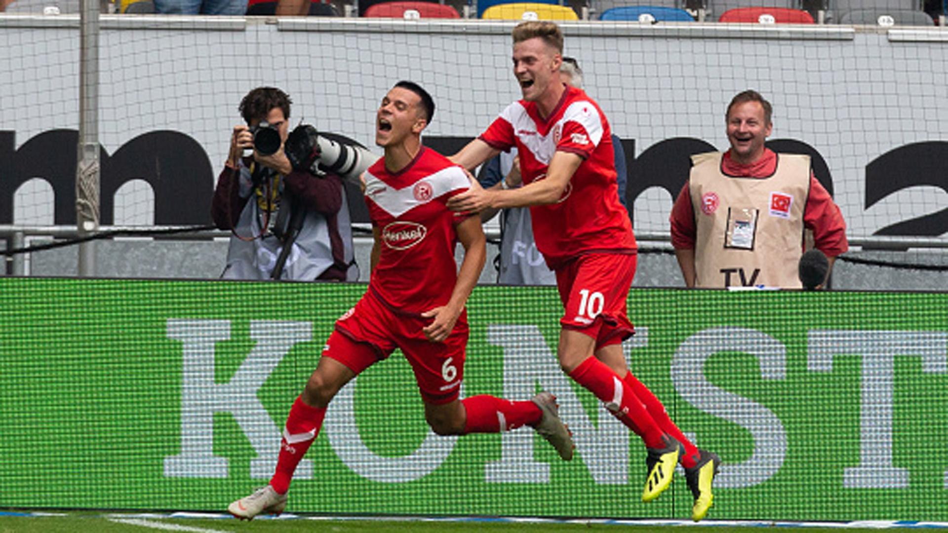 Stuttgart Gegen Düsseldorf