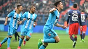 Florian Thauvin Caen Marseille Ligue 1 30042017