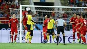 Malaysia Vietnam, 2018 AFF Suzuki Cup