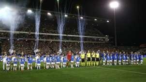 A-League line-up