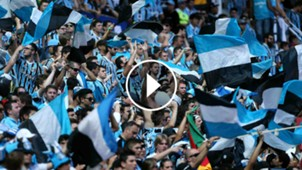 Video Hinchada Gremio