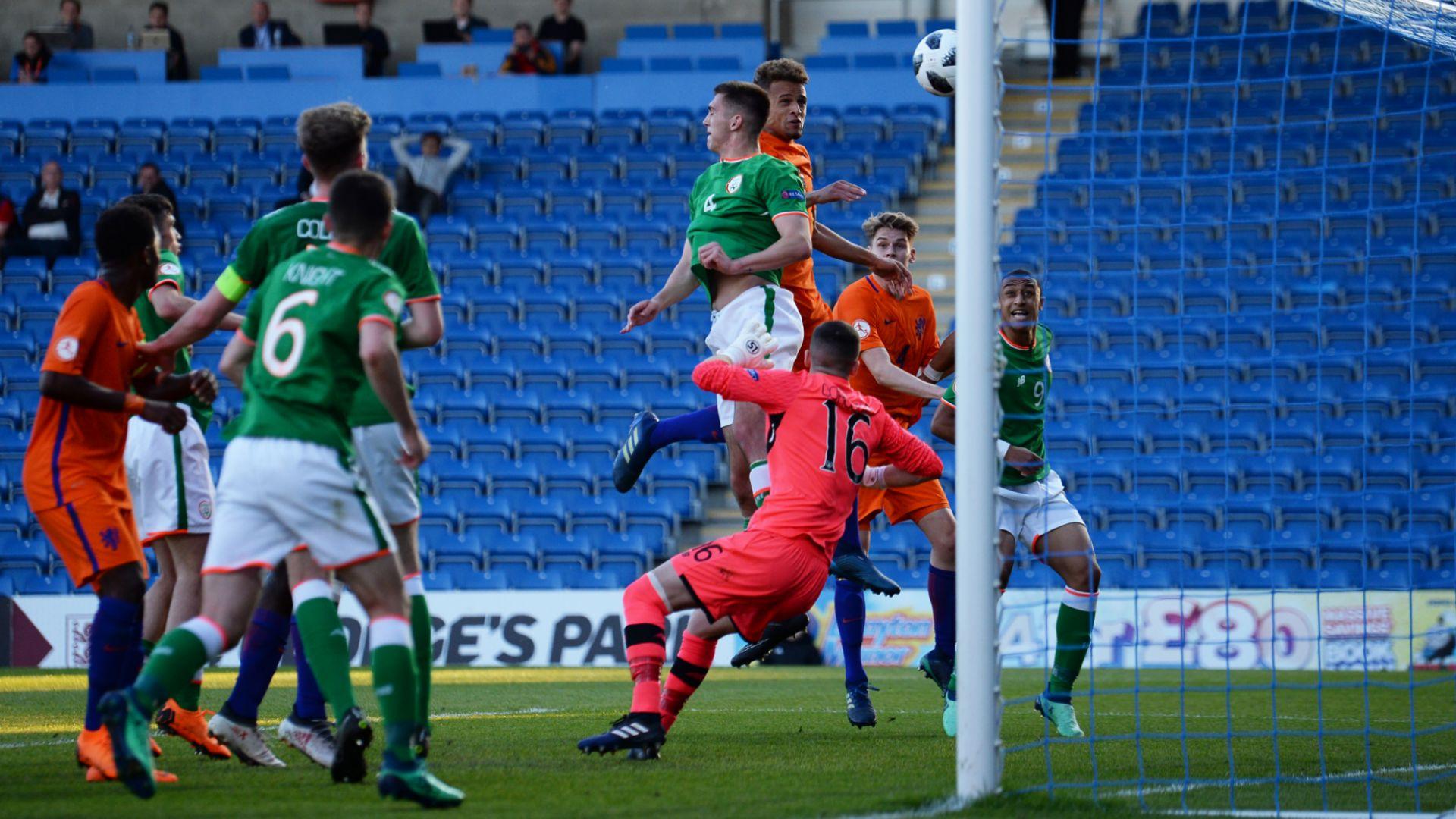 Netherlands Ireland U17