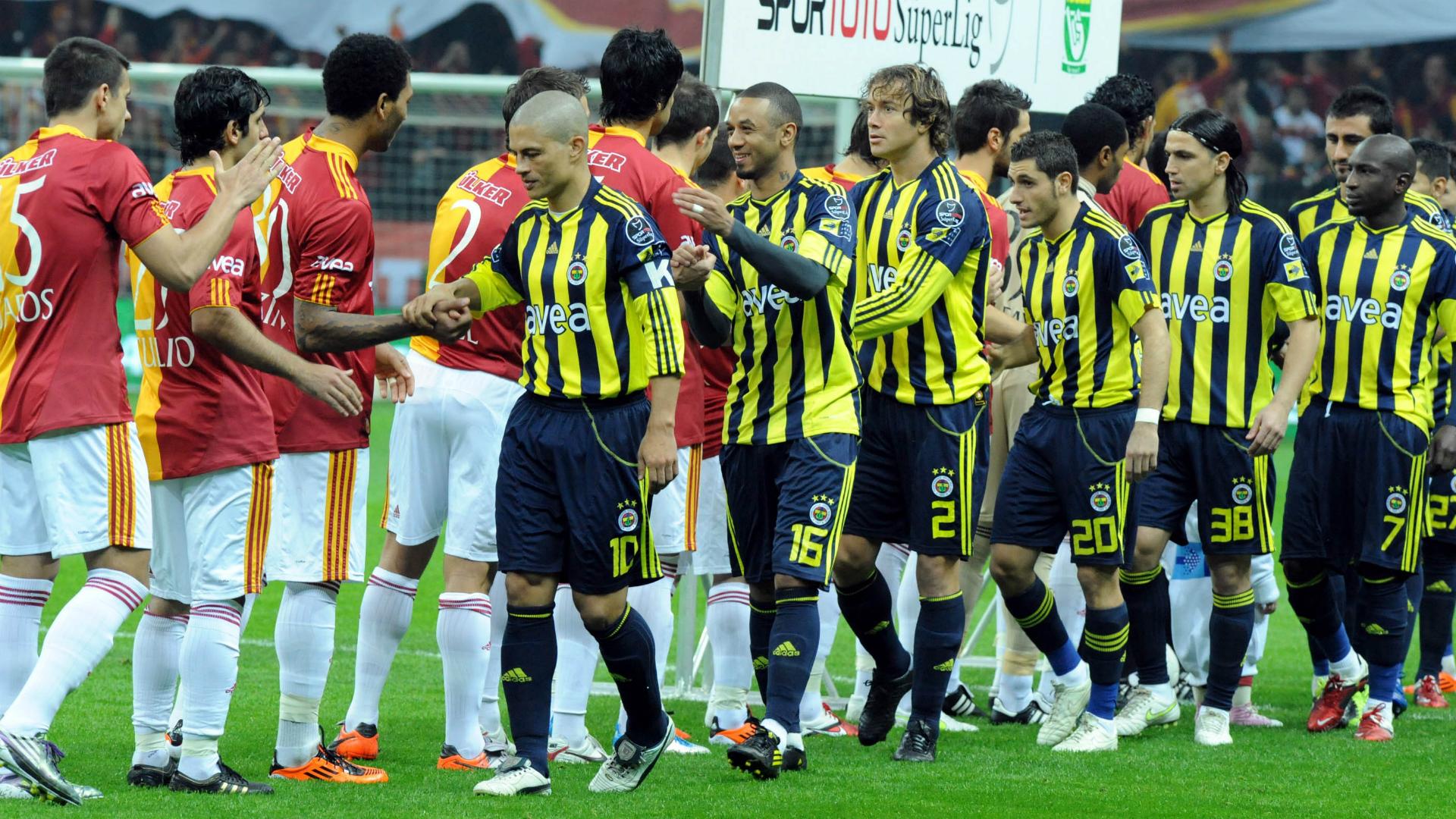 Galatasaray Fenerbahce 2011