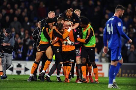 Cardiff City Wolverhampton Wanderers