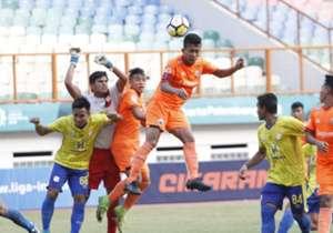 Persija U-19 vs Barito Putera U-19 - Liga 1 U-19 2018