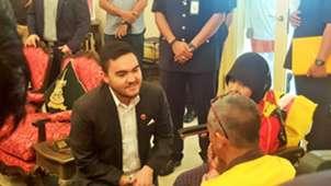 Tengku Amir Shah Sultan Sharafuddin, Selangor, 10112018