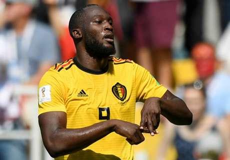 Lukaku makes World Cup history for Belgium