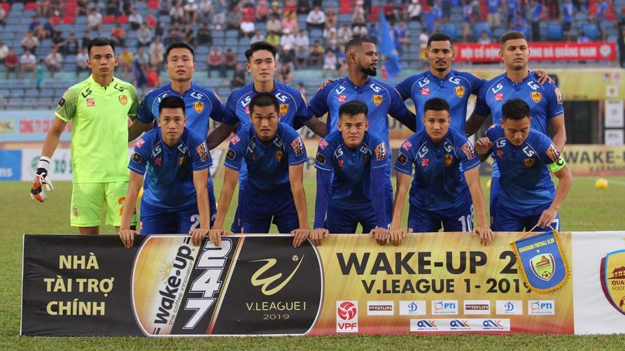 Pham Van Cuong Quang Nam V.League 2019