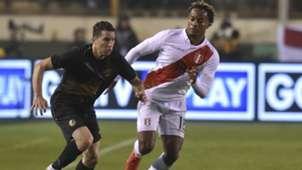 Peru v Costa Rica International friendly 05062019