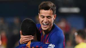 Philippe Coutinho Barcelona 2018-19