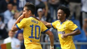 Paulo Dybala Sassuolo Juventus Serie A