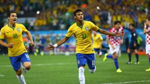 World Cup opening game 2014 Brazil Croatia