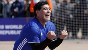 Maradona U20 Worl Cup