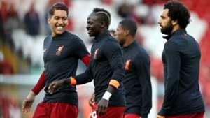Roberto Firmino Sadio Mane Mohamed Salah