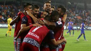 Jamshedpur FC Mumbai City FC ISL 2018/19