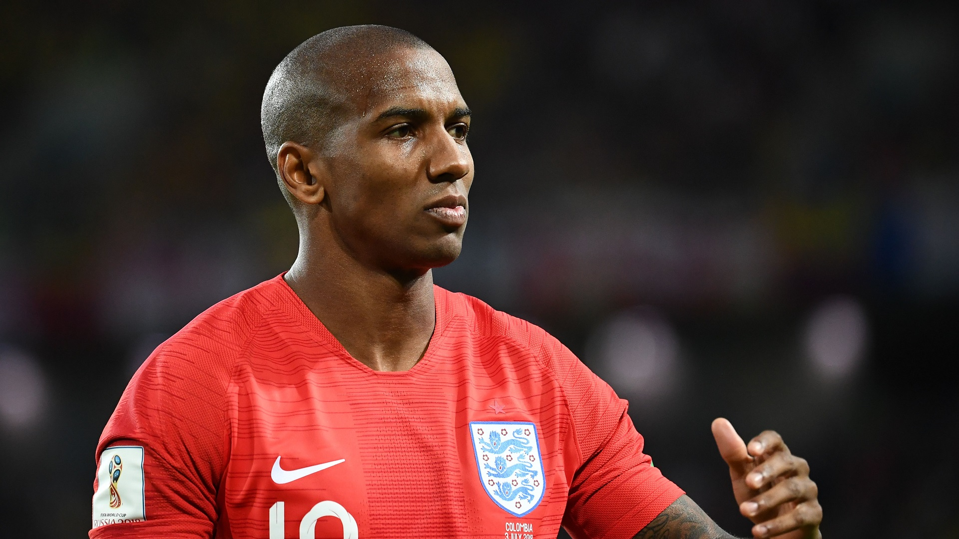 Ashley Young England 03072018