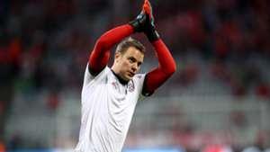 Manuel Neuer FC Bayern München 11042017