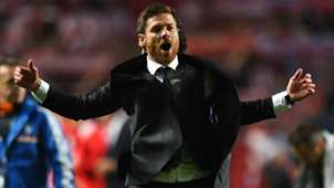Xabi Alonso Real Madrid Atletico Madrid Champions League