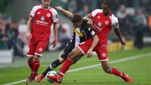 Borussia Mönchengladbach Mainz 05 Bundesliga 04112017