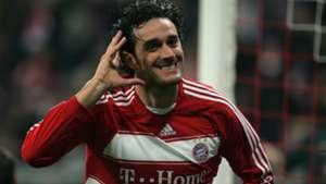 Luca Toni FC Bayern 2007