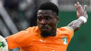 Serge Aurier Cote d'Ivoire 2019