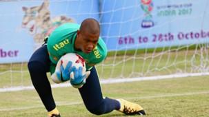 Brazil U17 training 2017
