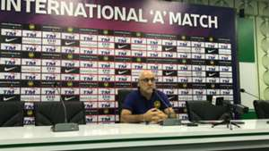 Nelo Vingada, Malaysia, Syria, International Friendly