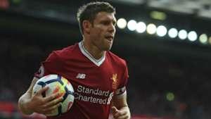 James Milner Liverpool