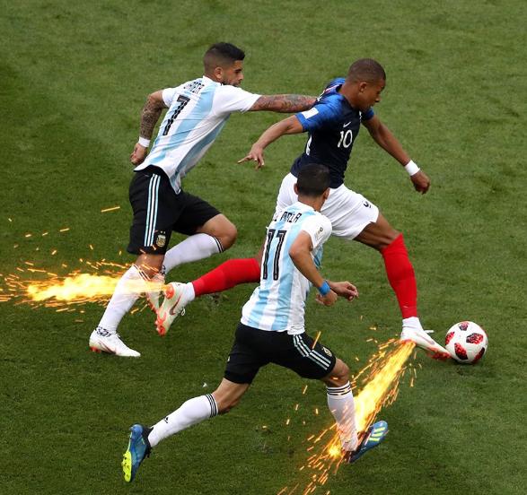 Memes Argentina Francia