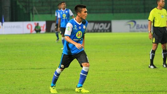 Paulo Sitanggang - Barito Putera