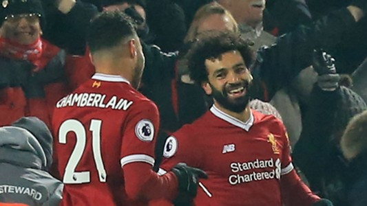 Mohamed Salah Liverpool Newcastle
