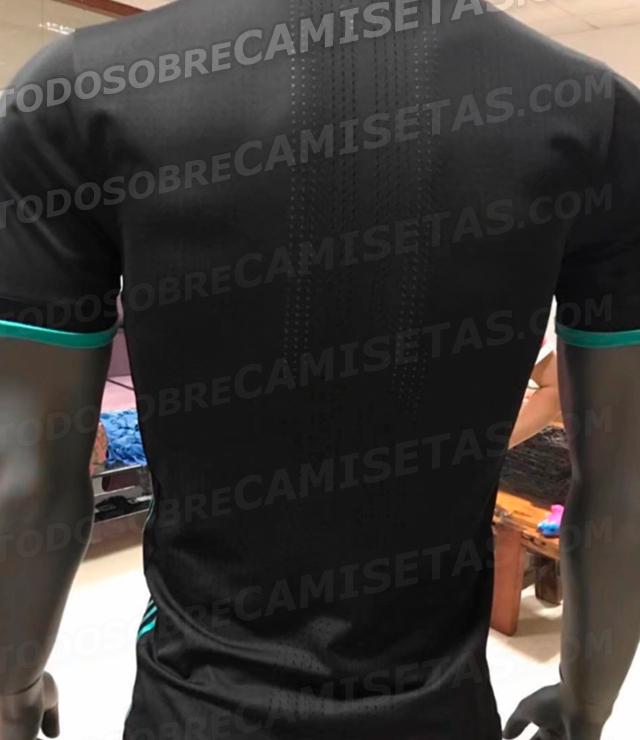 BODY ONLY Posible camiseta visitante Madrid 2018